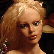 Куклы и игрушки handmade. Livemaster - original item portrait doll of woman. Handmade.
