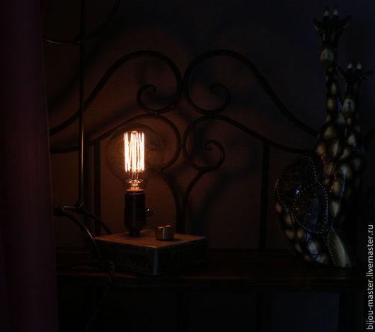 Освещение ручной работы. Ярмарка Мастеров - ручная работа. Купить LA DOLCE VITA - светильник дизайнерский. Handmade. Бежевый, светильники