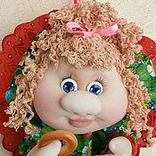Куклы и игрушки ручной работы. Ярмарка Мастеров - ручная работа Текстильная кукла-оберег. Handmade.