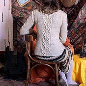 """Одежда ручной работы. Ярмарка Мастеров - ручная работа Джемпер """" Julie """". Handmade."""