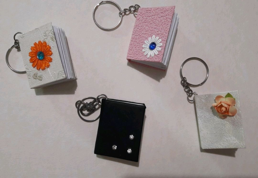 Keychain Notepad, Key chain, Nizhny Novgorod,  Фото №1