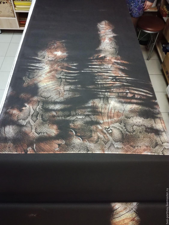 Ткань джинс-купон, Ткани, Тюмень,  Фото №1