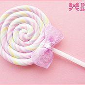"""Украшения ручной работы. Ярмарка Мастеров - ручная работа Брошка """"Lollipop Candy"""". Handmade."""