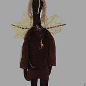 Куклы и игрушки ручной работы. Ярмарка Мастеров - ручная работа Ангел... Седой. Handmade.