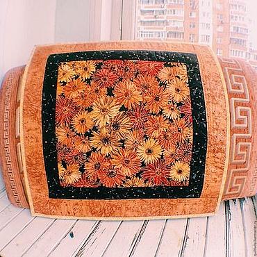 Для дома и интерьера handmade. Livemaster - original item Asters. Handmade.
