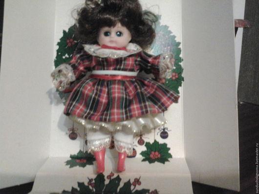 Винтажные куклы и игрушки. Ярмарка Мастеров - ручная работа. Купить куколка Марии Османд с автографом. Handmade. Бледно-розовый, подарок