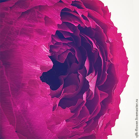 Цветы имеют разную  форму лепестков, их сложность, фактуру и размер
