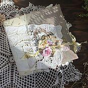 Подарки на 8 марта ручной работы. Ярмарка Мастеров - ручная работа Подарки на 8 марта: Весенний фотоальбом. Handmade.
