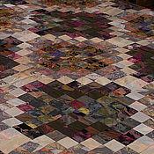 Для дома и интерьера ручной работы. Ярмарка Мастеров - ручная работа Покрывало  После дождя. Handmade.