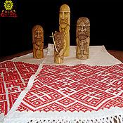 Русский стиль handmade. Livemaster - original item Towel. Handmade.