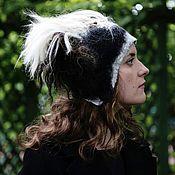 Аксессуары handmade. Livemaster - original item Hat felted