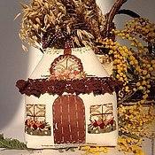 Для дома и интерьера ручной работы. Ярмарка Мастеров - ручная работа Счастливый домик. Handmade.