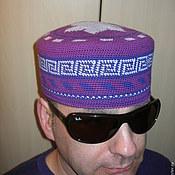 Русский стиль handmade. Livemaster - original item Cap