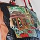 Женские сумки ручной работы. кожаная Сумка Ресторанный бережок)). Nastasia-авторские сумки из кожи. Ярмарка Мастеров. Натуральная кожа