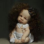 """Куклы и игрушки ручной работы. Ярмарка Мастеров - ручная работа """"Ни - че-го я не хо-чу!"""" повтор.. Handmade."""