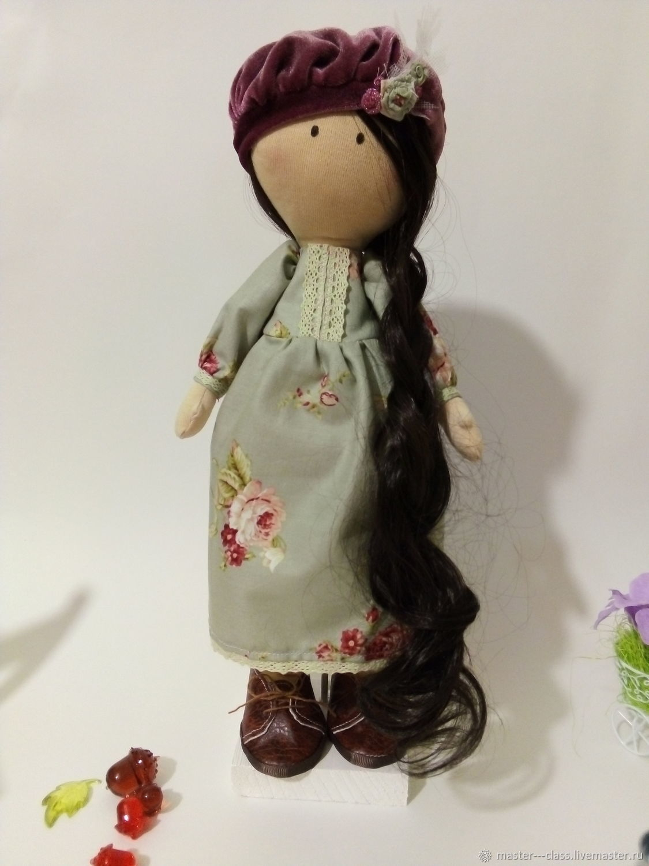 Кукла Розочка, Куклы Тильда, Воскресенск,  Фото №1