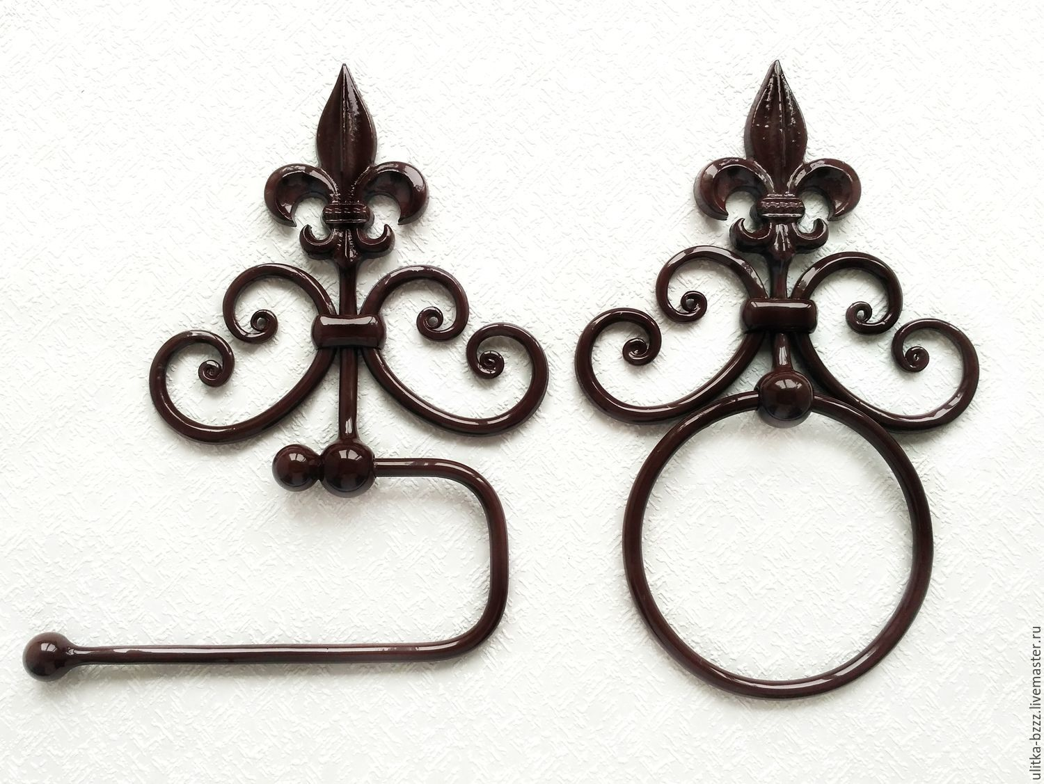 Forged set 'Versailles', Hanger, Moscow,  Фото №1