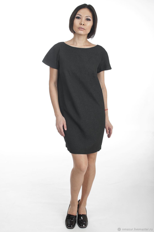 Маленькое черное платье с кружевом – купить в интернет-магазине на Ярмарке Мастеров с доставкой