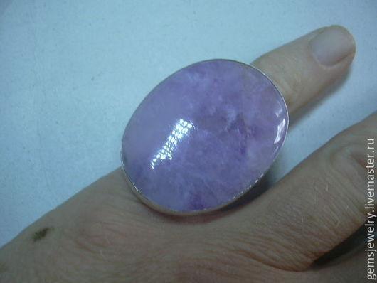 Кольца ручной работы. Ярмарка Мастеров - ручная работа. Купить Элегантное кольцо АМЕТИСТ,крупный камень! серебро 925.. Handmade.