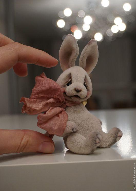 Мишки Тедди ручной работы. Ярмарка Мастеров - ручная работа. Купить Peony. Handmade. Серый, коллекционный, металлический гранулят