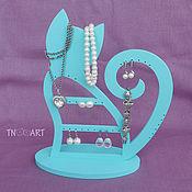 Для дома и интерьера handmade. Livemaster - original item Stand for jewelry