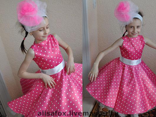 Платья в стиле стиляги сшить самим