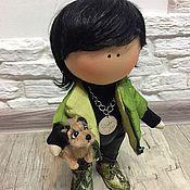 Куклы и игрушки ручной работы. Ярмарка Мастеров - ручная работа Портретная кукла по фото на заказ.. Handmade.