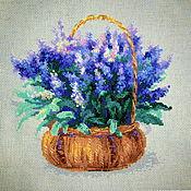 Картины и панно ручной работы. Ярмарка Мастеров - ручная работа Французская лаванда. Handmade.