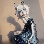 Куклы и игрушки ручной работы. Ярмарка Мастеров - ручная работа Малышка Лулу  (НА ВЫСТАВКЕ). Handmade.