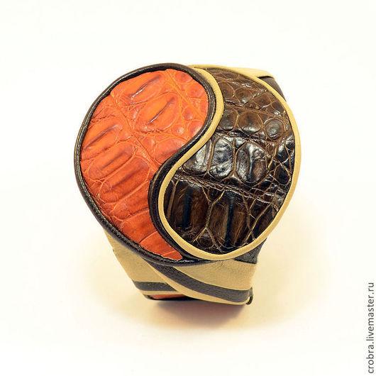 Браслеты ручной работы. Ярмарка Мастеров - ручная работа. Купить инь янь браслет философия жизни. Handmade. Браслет