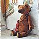 Мишки Тедди ручной работы. Ярмарка Мастеров - ручная работа. Купить Английский шоколад, 20 см. Handmade. Мишка тедди