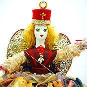 Куклы и игрушки ручной работы. Ярмарка Мастеров - ручная работа Золотой Ангел. Handmade.