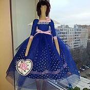 """Куклы и игрушки ручной работы. Ярмарка Мастеров - ручная работа Кукла в стиле Тильда """"Снежана"""". Handmade."""