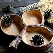 Посуда handmade. Livemaster - original item Handmade ceramic menagerie
