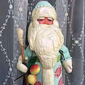 Дед Мороз советский роскошный