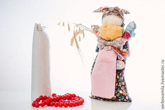 Народные куклы ручной работы. Ярмарка Мастеров - ручная работа. Купить Славянская кукла Жница. Handmade. Кукла ручной работы