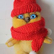 Куклы и игрушки ручной работы. Ярмарка Мастеров - ручная работа Цыпленок Цыпа. Handmade.