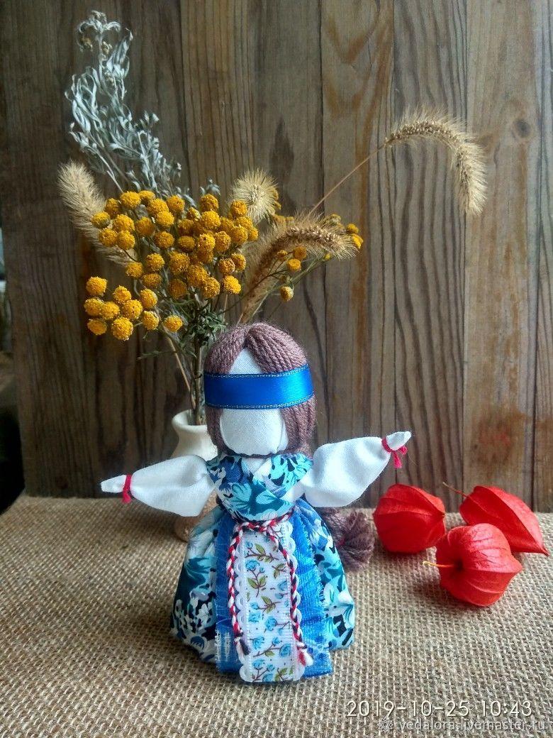 Народная кукла Желанница на исполнение  желаний, Народная кукла, Салават,  Фото №1