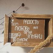 Подарки к праздникам ручной работы. Ярмарка Мастеров - ручная работа Пенал для фотографий с ручной росписью. Handmade.
