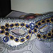 Одежда handmade. Livemaster - original item New year carnival mask.. Handmade.