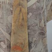 Аксессуары handmade. Livemaster - original item Tie silk