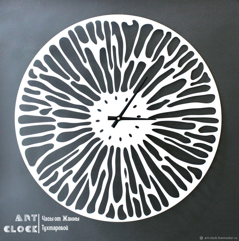 Large wall clock 'Dragonfly', Watch, Samara,  Фото №1