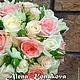 Свадебные цветы ручной работы. Букет невесты. Алена Конакова флорист-дизайнер. Интернет-магазин Ярмарка Мастеров. Свадебный букет