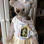 """Куклы и игрушки ручной работы. Ярмарка Мастеров - ручная работа Большая мишка """"Берта""""50см. Handmade."""