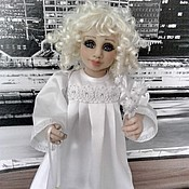 Куклы и игрушки ручной работы. Ярмарка Мастеров - ручная работа Ангел добра. Handmade.