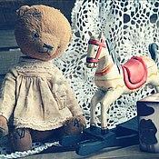 Куклы и игрушки ручной работы. Ярмарка Мастеров - ручная работа Старые игрушки. Handmade.