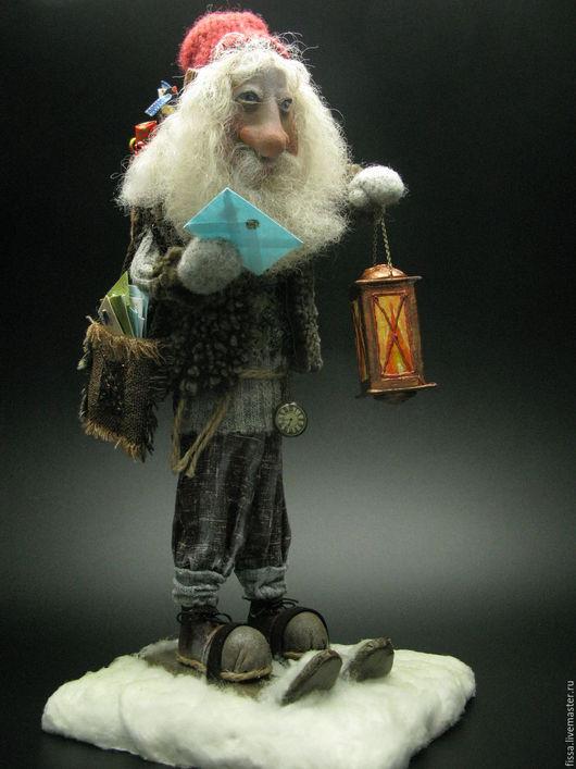 Сказочные персонажи ручной работы. Ярмарка Мастеров - ручная работа. Купить Рождественский Ниссе. Handmade. Ниссе, подарок на новый год, дерево