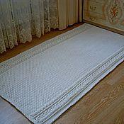Дизайн и реклама handmade. Livemaster - original item Carpet-carpet is handmade from cord Royal path. Handmade.