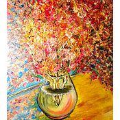 Картины и панно ручной работы. Ярмарка Мастеров - ручная работа Радость. Handmade.