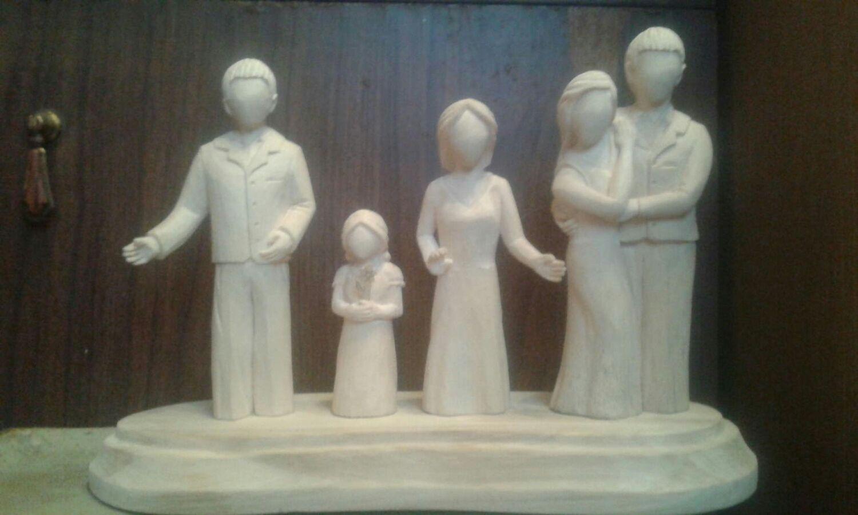 Figuras de personas, Figurine, Arzamas,  Фото №1